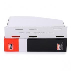 MAPCO Филтри за климатици 65801