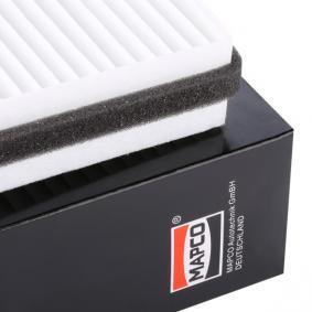 Филтър въздух за вътрешно пространство 65801 MAPCO