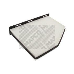 MAPCO Филтър въздух за вътрешно пространство (65801)