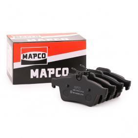 Kuga Mk2 (DM2) MAPCO Dichtungssatz Zylinderkopf 6698
