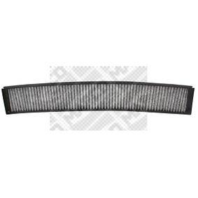 Filter, Innenraumluft MAPCO Art.No - 67615 OEM: 64319216590 für BMW, AUDI, MAZDA, MINI, ALPINA kaufen