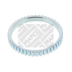 MAPCO ABS Sensor und ABS Ring 76990 für AUDI 100 1.8 88 PS kaufen