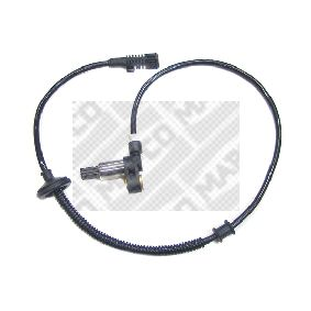 Sensor, Raddrehzahl MAPCO Art.No - 86405 OEM: 454554 für PEUGEOT, CITROЁN kaufen
