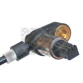 454554 für PEUGEOT, CITROЁN, Sensor, Raddrehzahl MAPCO (86405) Online-Shop