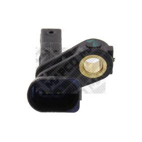 7H0927803 für VW, AUDI, SKODA, SEAT, PORSCHE, Sensor, Raddrehzahl MAPCO (86836) Online-Shop
