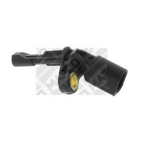 Sensor, Raddrehzahl MAPCO Art.No - 86839 OEM: 1K0927808 für VW, AUDI, SKODA, SEAT, PORSCHE kaufen