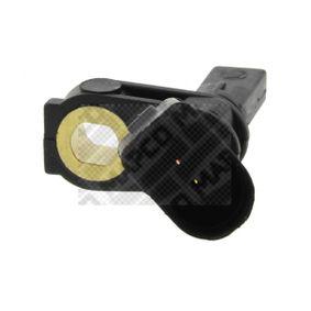 WHT003861 für VW, AUDI, SKODA, SEAT, PORSCHE, Sensor, Raddrehzahl MAPCO (86840) Online-Shop