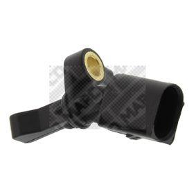 Sensor, Raddrehzahl MAPCO Art.No - 86841 OEM: WHT003863 für VW, AUDI, SKODA, SEAT, PORSCHE kaufen