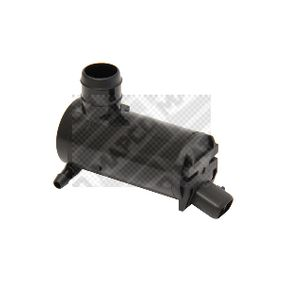 MAPCO Motor agua limpiaparabrisas 90500