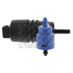 MAPCO Motor agua limpiaparabrisas 90703