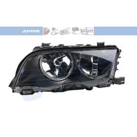 Hauptscheinwerfer (20 08 09) hertseller JOHNS für BMW 3 Limousine (E46) ab Baujahr 04.1998, 136 PS Online-Shop