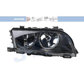 Hauptscheinwerfer (20 08 10) hertseller JOHNS für BMW 3 Limousine (E46) ab Baujahr 04.1998, 136 PS Online-Shop