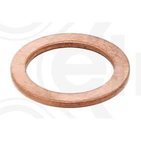 192633 за , Уплътнителен пръстен, пробка за източване на маслото ELRING (115.100) Онлайн магазин