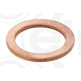 N007603014106 за MERCEDES-BENZ, SEAT, SMART, Уплътнителен пръстен, пробка за източване на маслото ELRING (115.100) Онлайн магазин