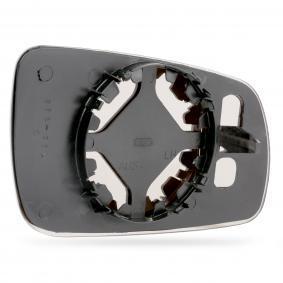 1J1857521 für VW, SKODA, SEAT, Spiegelglas, Außenspiegel JOHNS (95 39 37-82) Online-Shop