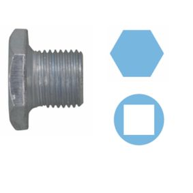 CORTECO FORD FOCUS Tapon de cárter (220105S)