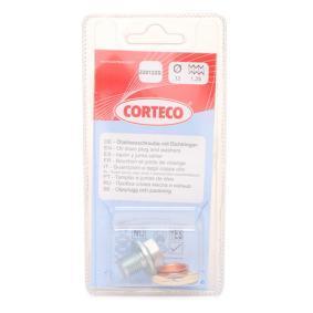 RAV 4 II (CLA2_, XA2_, ZCA2_, ACA2_) CORTECO Drain plug 220122S