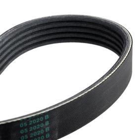 CONTITECH Multi v belt 5PK884