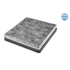 Filter, Innenraumluft MEYLE Art.No - 012 320 0016 OEM: 1638350147 für MERCEDES-BENZ, SMART kaufen