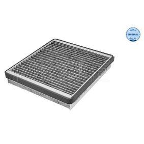 MEYLE Filter, Innenraumluft 1638350147 für MERCEDES-BENZ, SMART bestellen