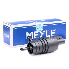 X3 (E83) MEYLE Spritzwasserpumpe 100 955 0006