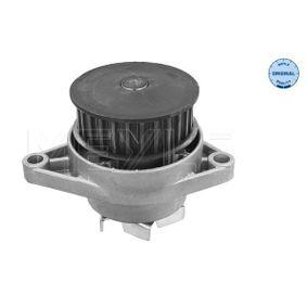 MEYLE Wasserpumpe 030121008DX für VW, AUDI, SKODA, TOYOTA, SEAT bestellen