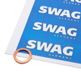 SWAG Ölablaßschraube Dichtring 20 92 7532
