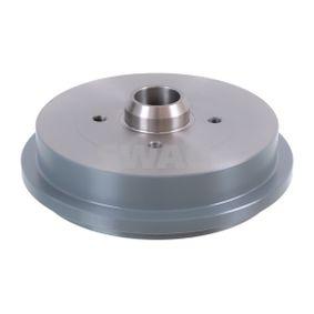 Bremstrommel SWAG Art.No - 30 91 4060 OEM: 1H0501615A für VW, AUDI, FORD, SKODA, SEAT kaufen