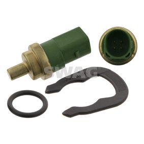 SWAG Sensor, temperatura del refrigerante 30 93 2510