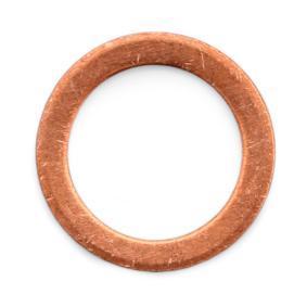 SWAG Уплътнителен пръстен, пробка за източване на маслото 11023582 за OPEL, SEAT, CHEVROLET, DAEWOO, ISUZU купете