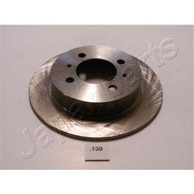 Bremsscheibe JAPANPARTS Art.No - DP-130 OEM: 4320658Y02 für NISSAN, INFINITI kaufen
