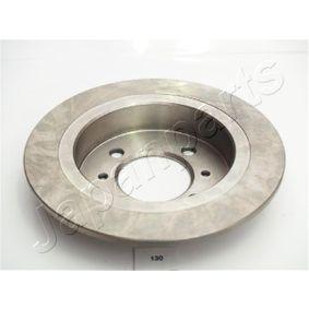 JAPANPARTS Bremsscheibe 4320658Y02 für NISSAN, INFINITI bestellen