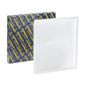 JAPANPARTS Cabin filter FAA-TY2