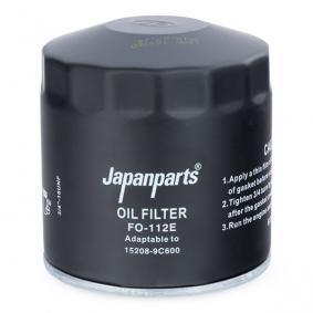 JAPANPARTS Filtro de aceite FO-112E