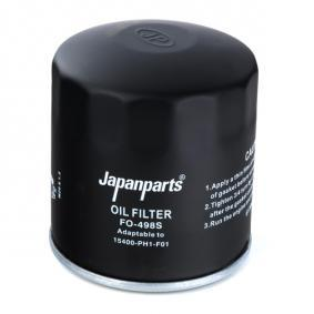 JAPANPARTS Ölfilter (FO-498S) niedriger Preis