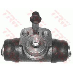 Radbremszylinder TRW Art.No - BWA108 OEM: 1H0611053B für VW, AUDI, SKODA, SEAT, PORSCHE kaufen