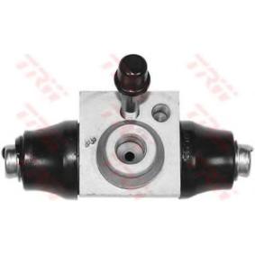 TRW Radzylinder BWC107A für AUDI 100 1.8 88 PS kaufen