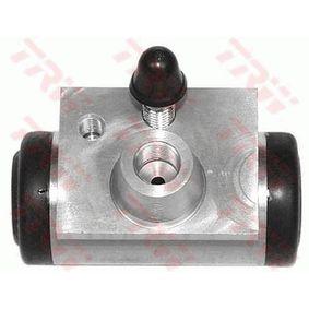Radbremszylinder TRW Art.No - BWC243 OEM: 7701047838 für RENAULT, DACIA, RENAULT TRUCKS kaufen