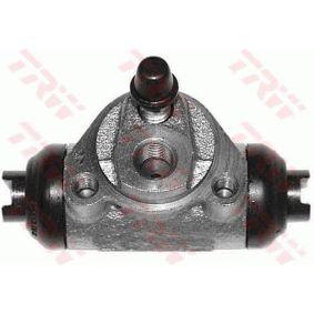 Radbremszylinder TRW Art.No - BWD103 OEM: 4121616 für FIAT, SEAT, ALFA ROMEO, LANCIA, LADA kaufen