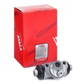Radbremszylinder TRW Art.No - BWD110 OEM: 7696710 für FIAT, ALFA ROMEO, LANCIA, ABARTH, ZASTAVA kaufen