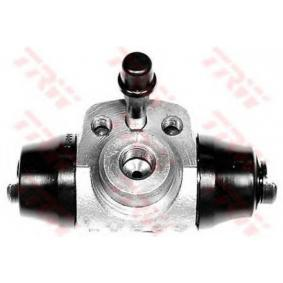 Radbremszylinder TRW Art.No - BWD113 OEM: 6Q0611053B für VW, AUDI, SKODA, SEAT kaufen