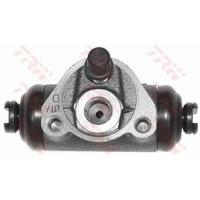 Radbremszylinder TRW Art.No - BWD283 OEM: 5987896 für FIAT, SEAT, LANCIA, ABARTH, AUTOBIANCHI kaufen