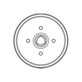 TRW Bremstrommel 171501615A für VW, AUDI, FORD, SKODA, SEAT bestellen