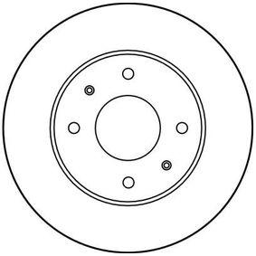 TRW Bremsscheibe 3256152893 für VW, AUDI, FORD, SKODA, SEAT bestellen