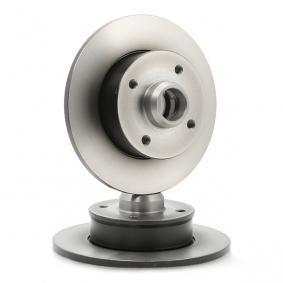 TRW Bremsscheibe (DF1529) niedriger Preis
