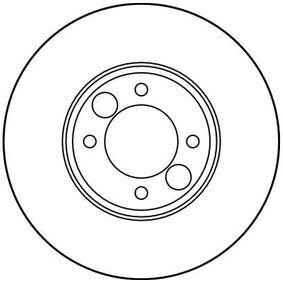 TRW Bremsscheibe C46113 für JAGUAR, DAIMLER bestellen