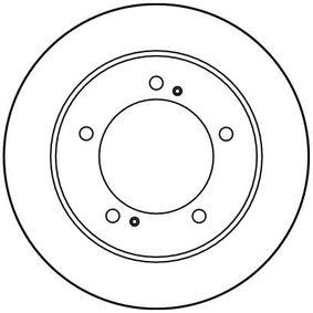 Discos de freno DF1953 TRW