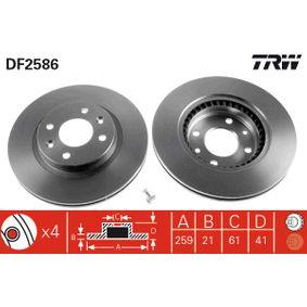 TRW DF2586