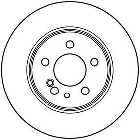 TRW Bremsscheibe 1404230612 für MERCEDES-BENZ bestellen