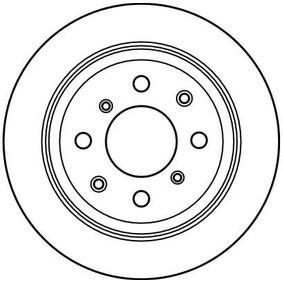 TRW Спирачен диск GBD90817 за HONDA, SKODA, LAND ROVER, ROVER, MG купете